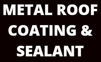 HOW TO  WATERPROOF A METAL ROOF