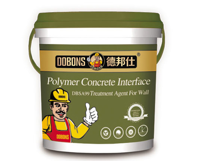 DBSA99 Polymer Concrete Interface Treatment Agent For Wall