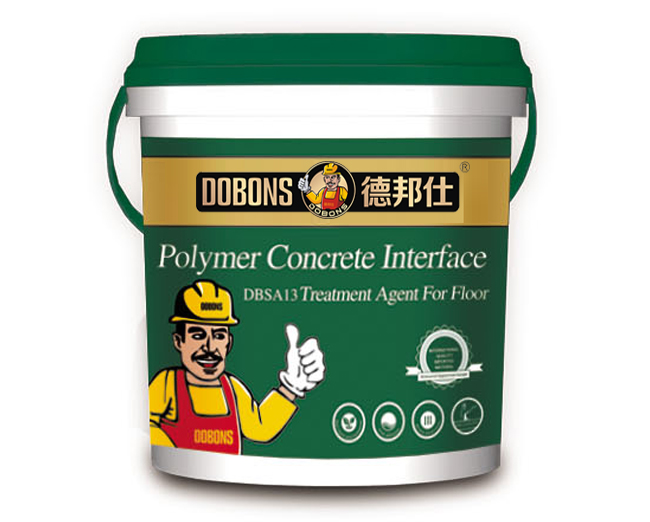 DBSA13 Polymer Concrete Interface Treatment Agent For Floor