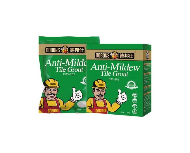DBS202 Anti-Mildew Tile Grout