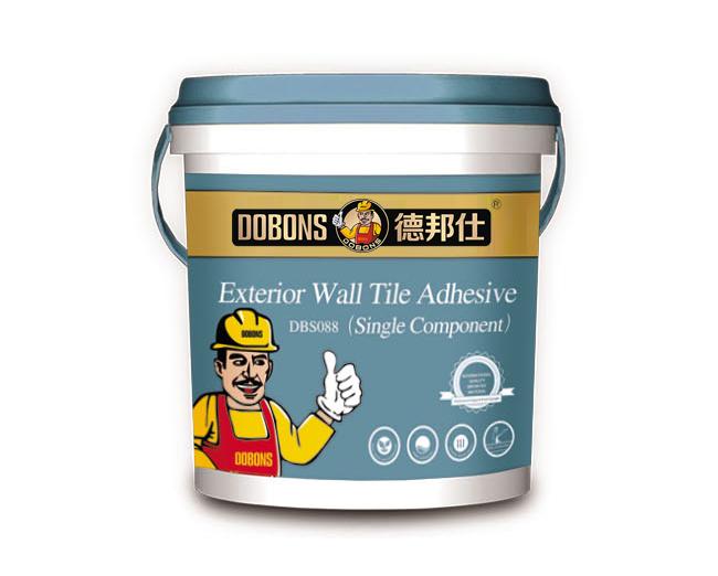 DBS088 Exterior Wall Tile Adhesive