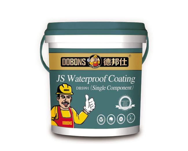 DBS991 JS Waterproof Coating (Single Component)