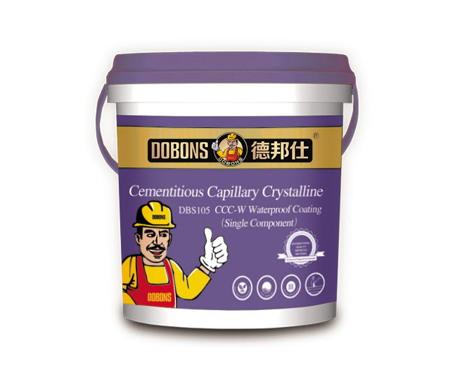 DBS105 Cementitious Capillary Crystalline  CCC-W Waterproof Coating