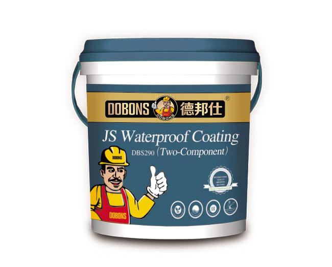 DBS290 JS Waterproof Coating (Two-Component)