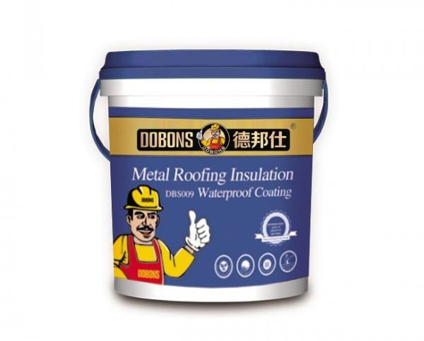 DBS009 Metal Roofing Insulation Waterproof Coating